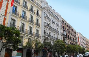 Calle Bárbara de Braganza
